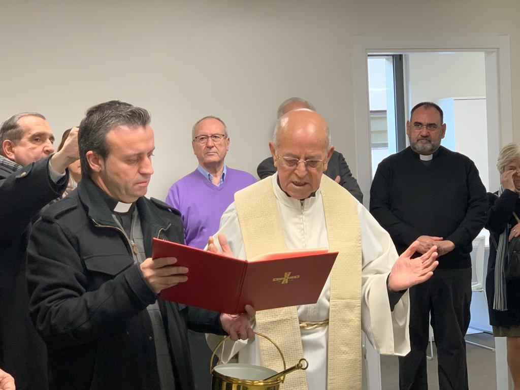 Inauguración oficial cuarta planta-Sede ASE - Accion Social ...